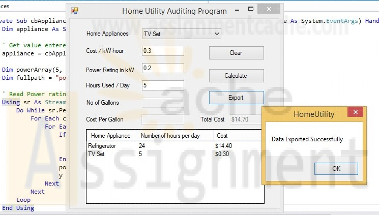 POS408 Week 4 Version 6 Enhanced Home Utility Auditing Program