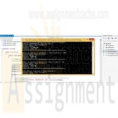 BMIS 209 Programming Assignment 6 Polymorphic Banking Application