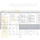 DBM405A Lab 1 SQL Review Report