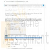 PRG211 Week 5 Lab 11.2 User-Defined Functions Driving cost Program