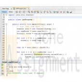 PRG420 Week 4 Java 4.14 LAB Contains the character