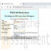 WEB460 Lab 6 of 7 Sending E-mail and Testing Your Application Confirm page
