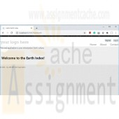WEB460 Lab 7 of 7 Model-View-Controller Application Hello Earth