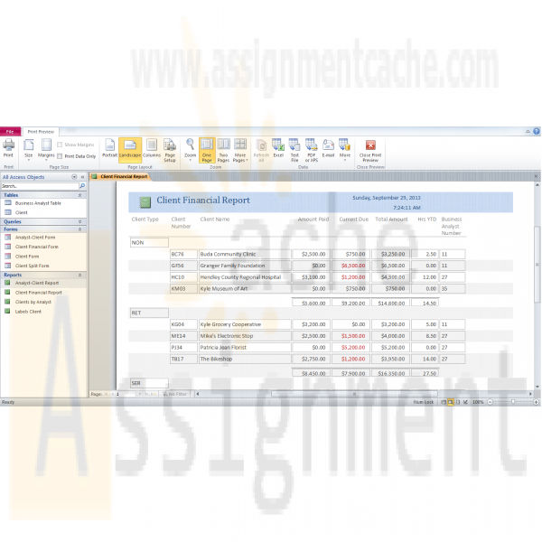 accounting assignments help