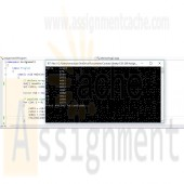 CSIS 209 Programming Assignment 3 Code