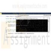 CSIS 209 Programming Assignment 4 Code