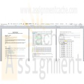 DBM405A Lab 3 Database Creation and Table Manipulation Report